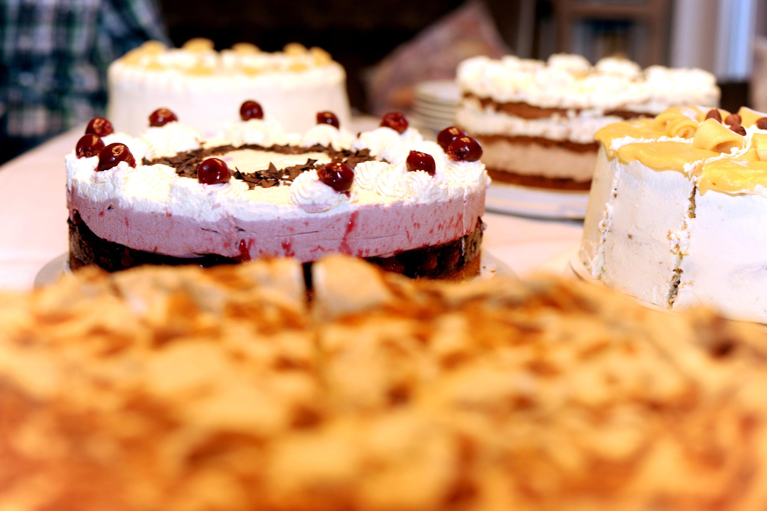 Hofcafe – Torten