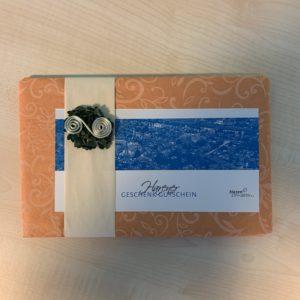 Geschenkverpackung-Flachgeschenk