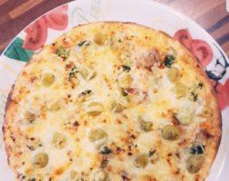 Pizza belegt nach Wahl