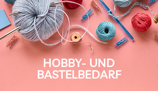 Hobby- & Bastelbedarf