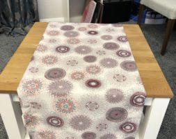 Tischläufer 50×150 cm