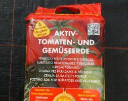 Floragard Aktiv Tomaten- und Gemüseerde 20l