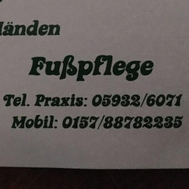 Fußpflege Birgit Fischer