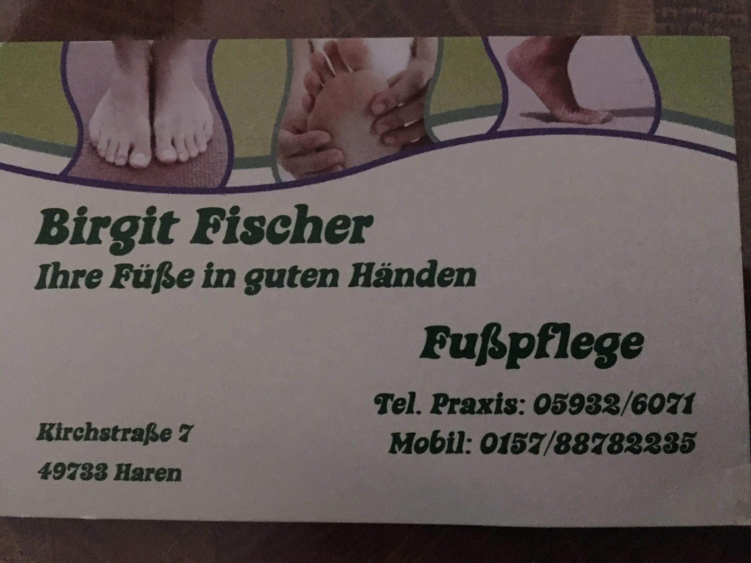 Fußpflege Gutschein