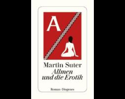 Martin Suter, Allmen und die Erotik