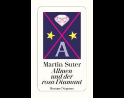 Martin Suter, Allmen und der rosa Diamant