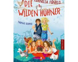 Cornelia Funkes, Die wilden Hühner und das Leben