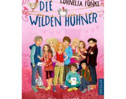 Cornelia Funke, Die wilden Hühner und die Liebe