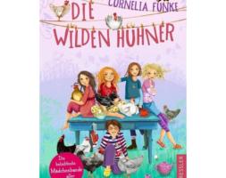 Cornelia Funke, Die wilden Hühner