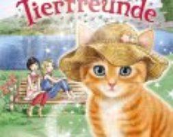Daisy Meadows, Die magischen Tierfreunde – Mila Miau und der Glitzerstein