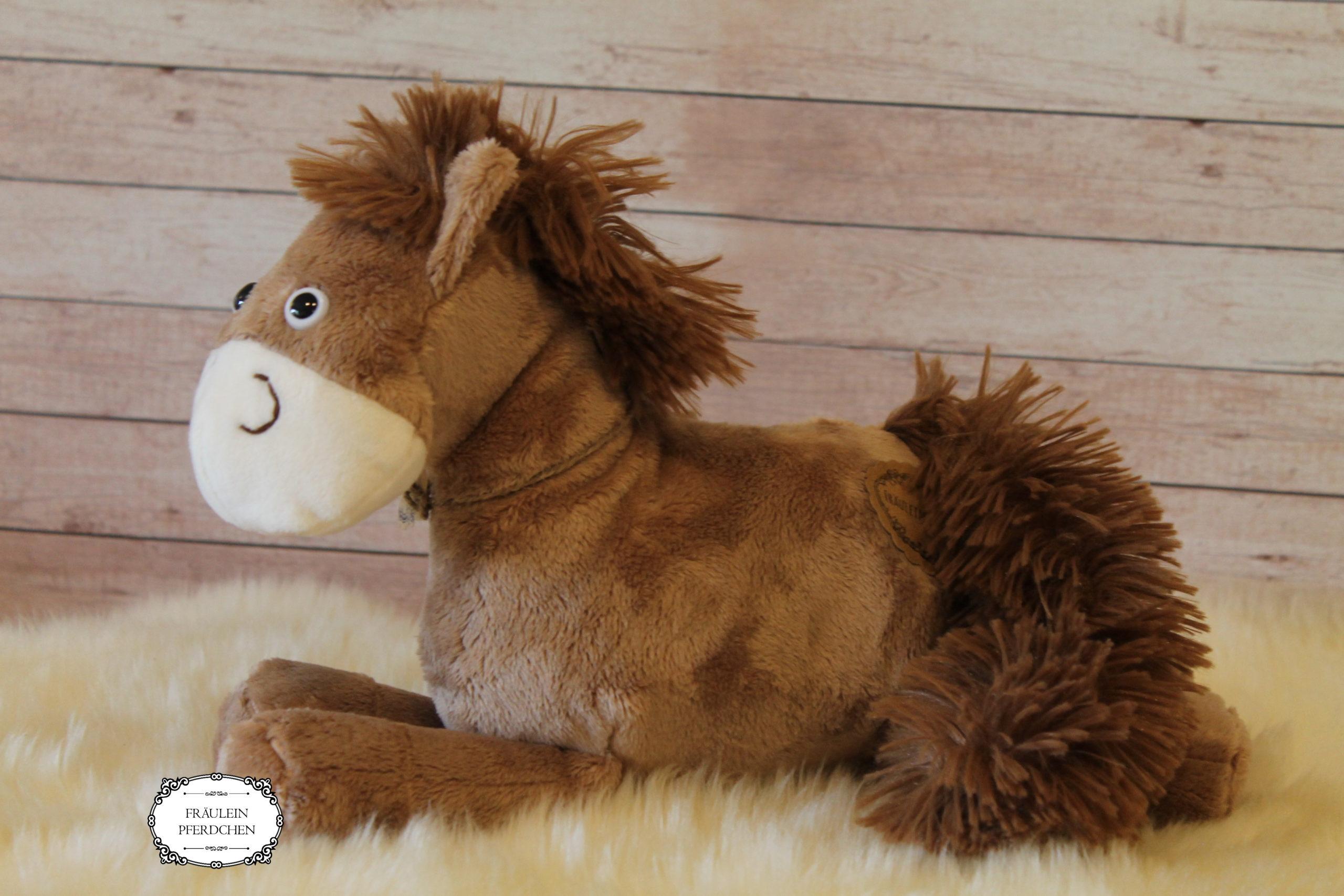 """Pony """"Donna"""" zum Kuscheln – 100% mit Liebe handgemacht"""