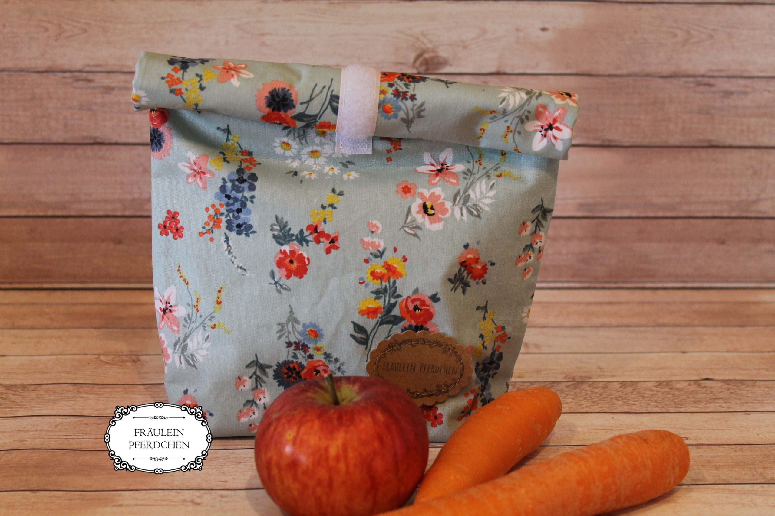 Lunchbag klein – 100% mit Liebe handgemacht
