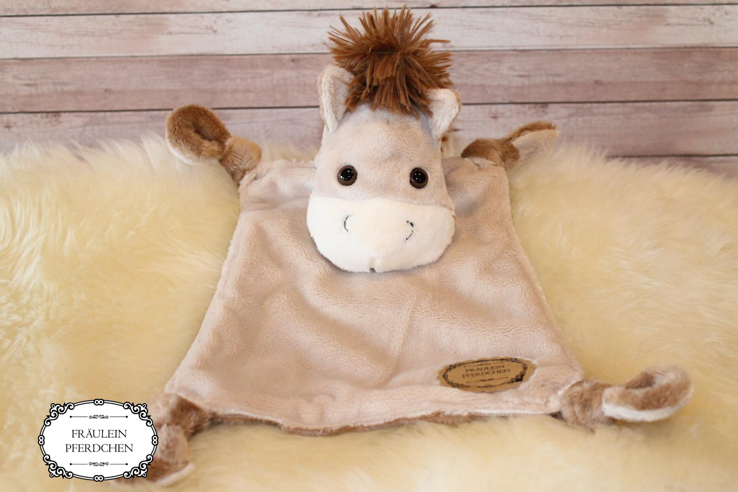 """Pony """"Donna"""" zum Schuffeln – 100% mit Liebe handgemacht"""