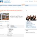 Homepage Emsländische Volksbank eG