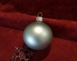 WEIHNACHTSANBEGOT LIMITIERT Weihnachtskugeln personalisiert – 100% mit Liebe handveredelt