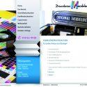 Homepage Druckerei Mecklenborg
