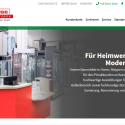 Homepage Hagebaumarkt